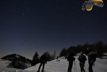 Venerdì 26 gennaio ore 18.00 – ESCURSIONE (G)ASTRONOMICA
