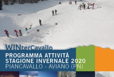 WINTERCAVALLO 2020 – Attività a Piancavallo per tutti